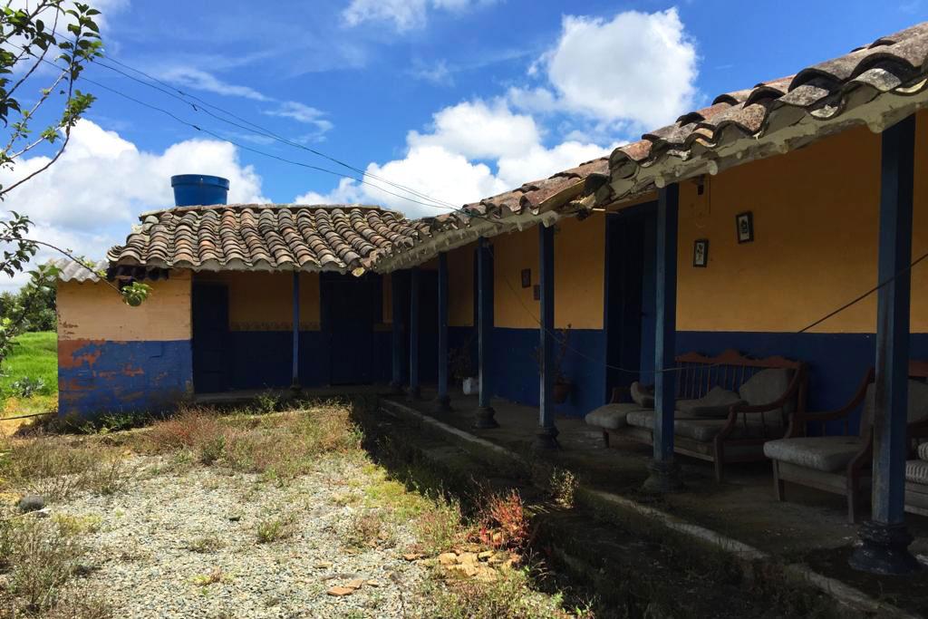 Casa la colmenera (Diciembre, 2018)